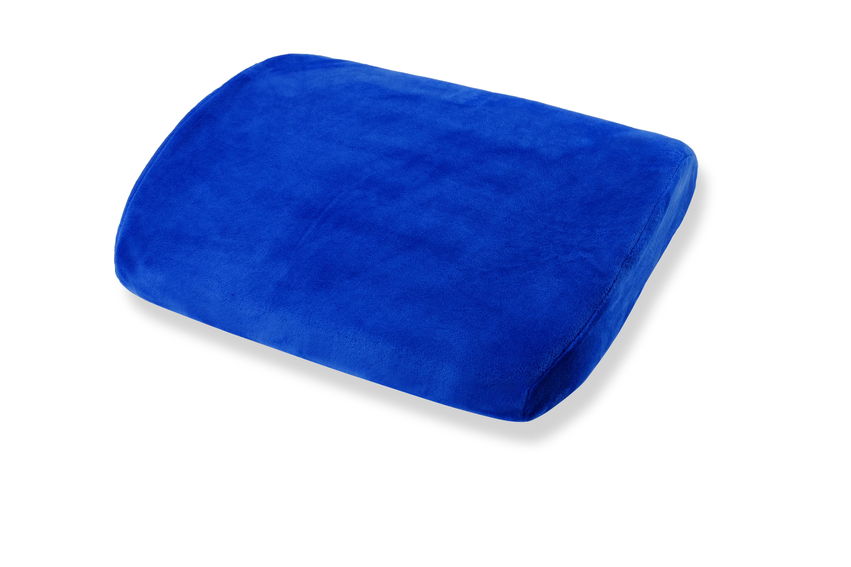 BACK CUSHION BLUE