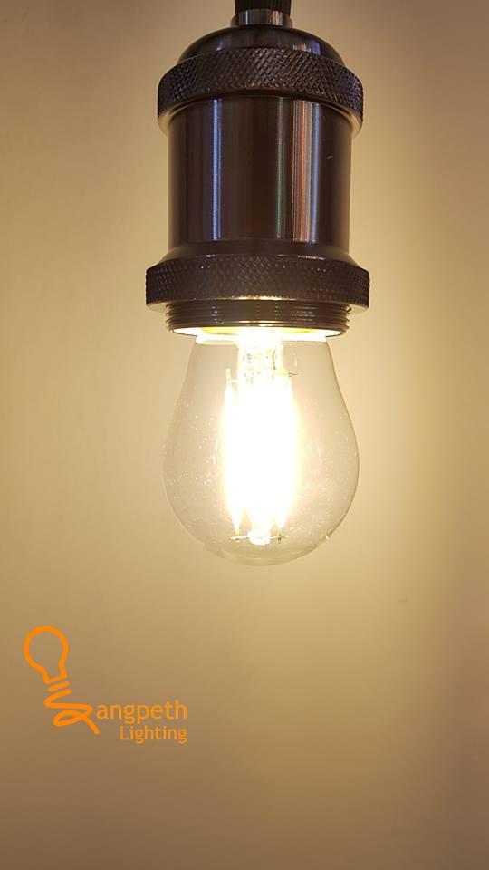 หลอดปิงปอง LED แสง Warm white