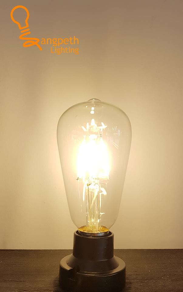 หลอดวินเทจ LED แสง Warm white
