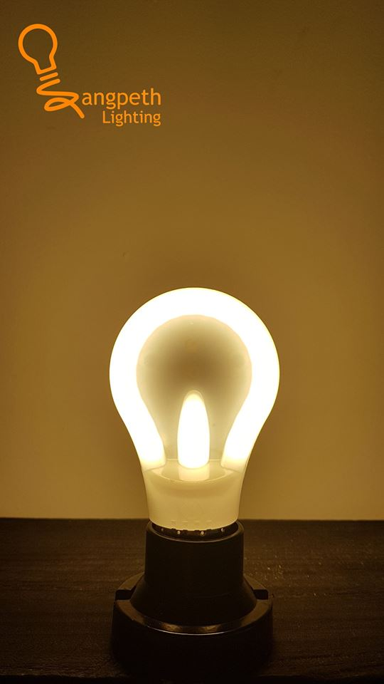หลอดcute LED รุ่นใหม่ แสง Warm White