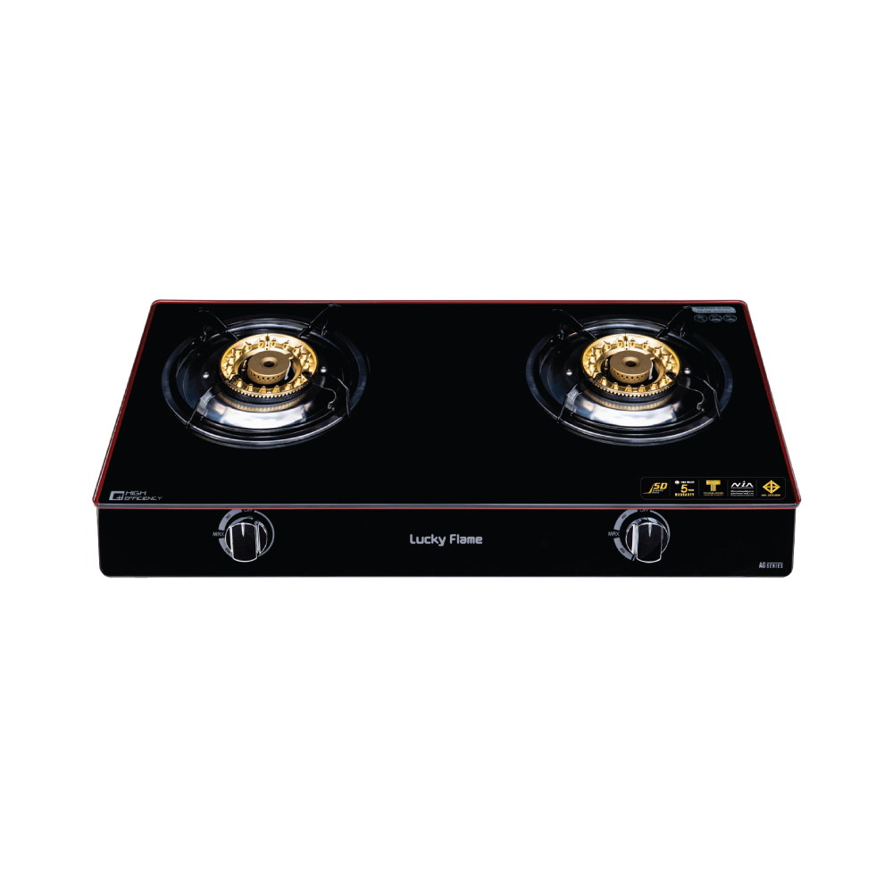 Safety gas cooker
