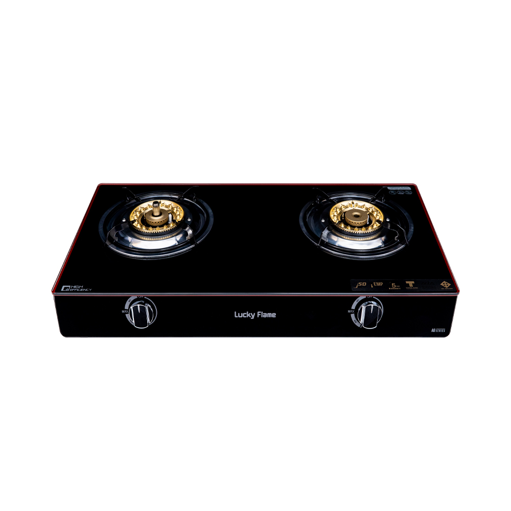 Double safety gas cooker