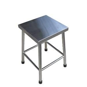 เก้าอี้ทรงสี่เหลี่ยม ขากลม