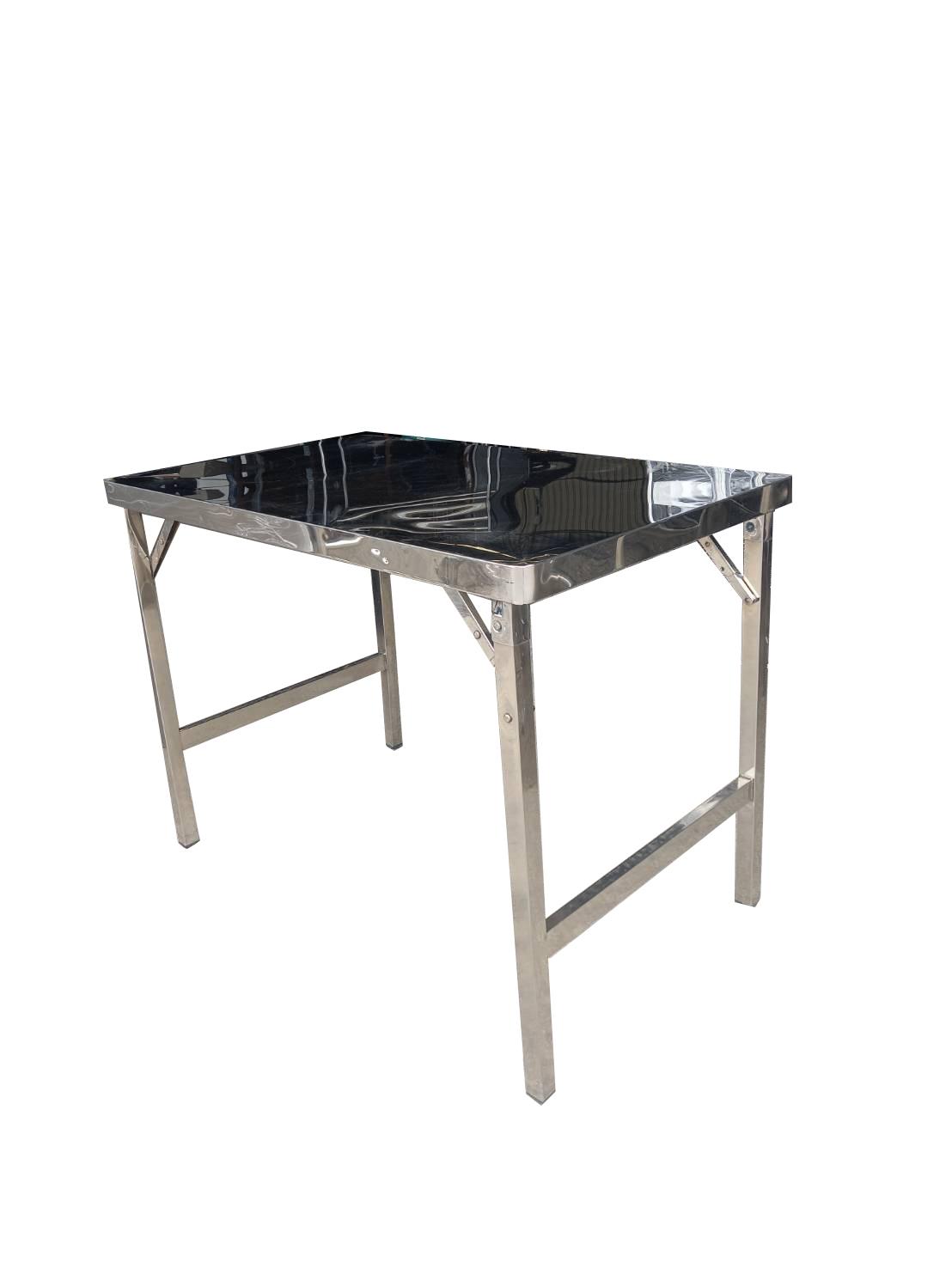 โต๊ะพับสแตนเลส