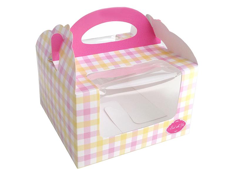 กล่องเค้กครึ่งปอนด์ / คัพเค้ก BB05