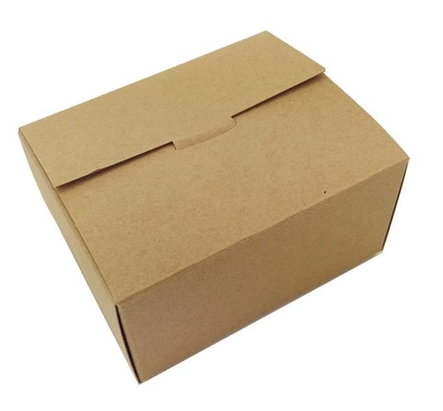 กล่องเบเกอรี่คราฟท์  KB02