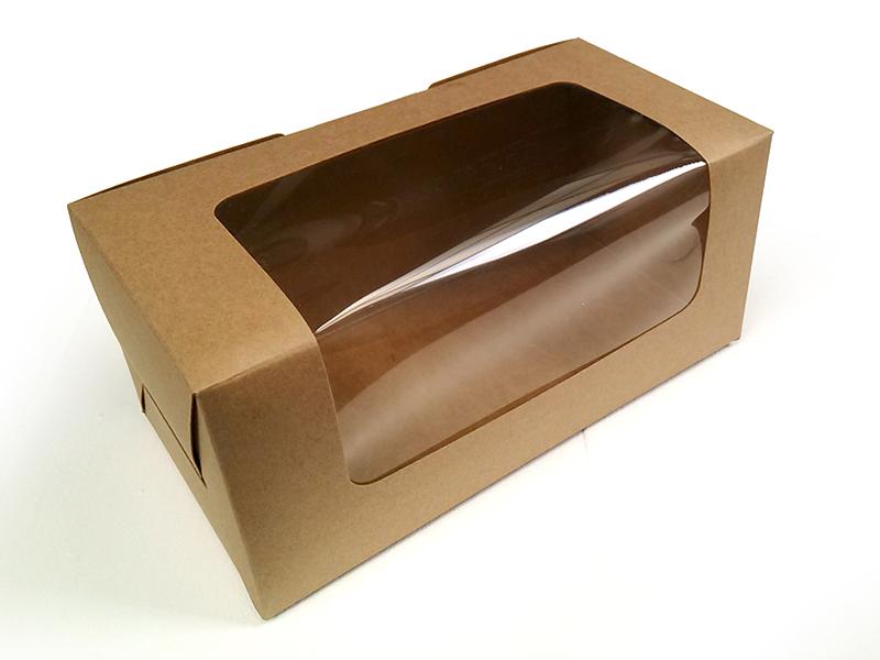 กล่องเค้กโรล KB17