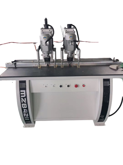 Hinged Drilling Machine-Double Head