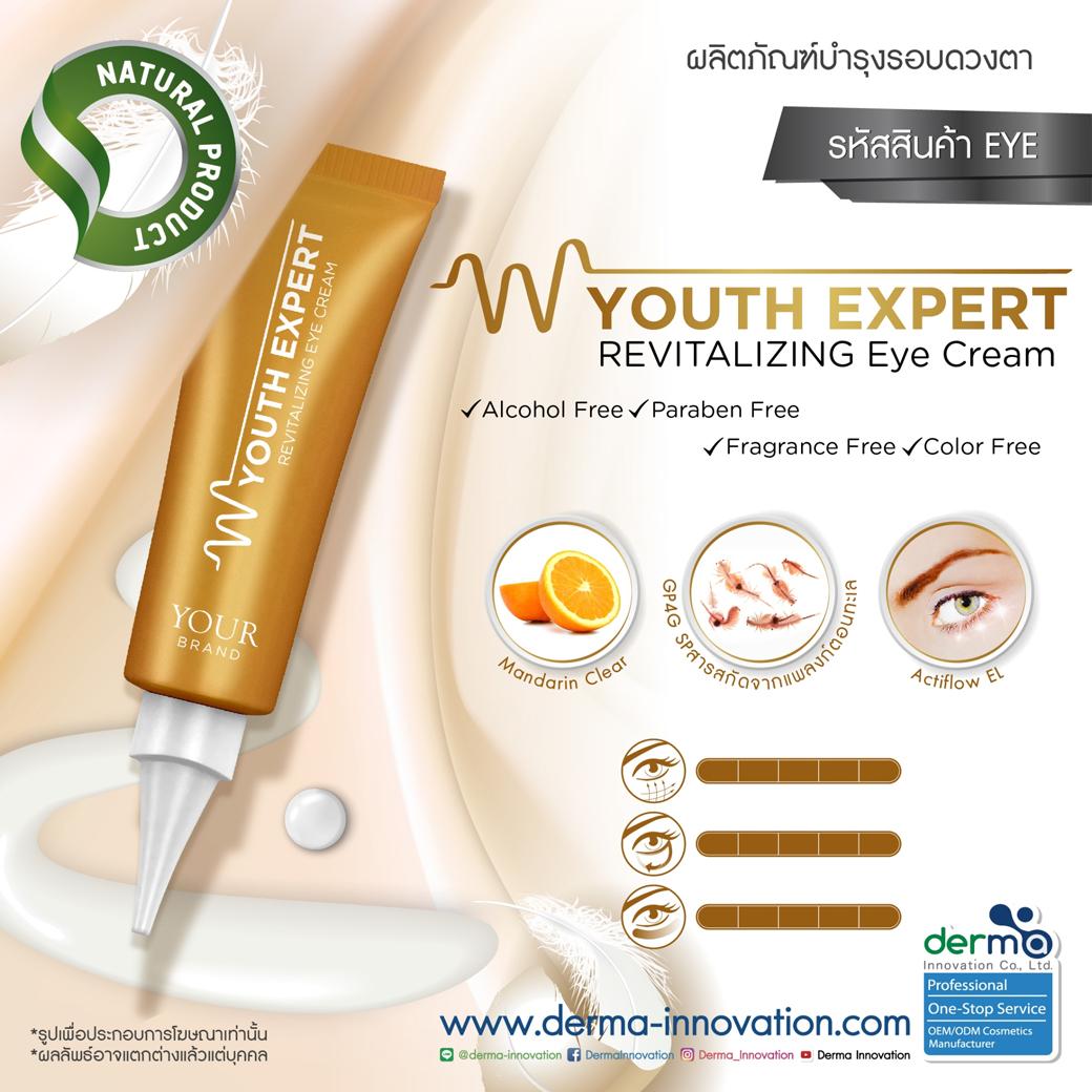 Youth Expert Revitalizing Eye Cream