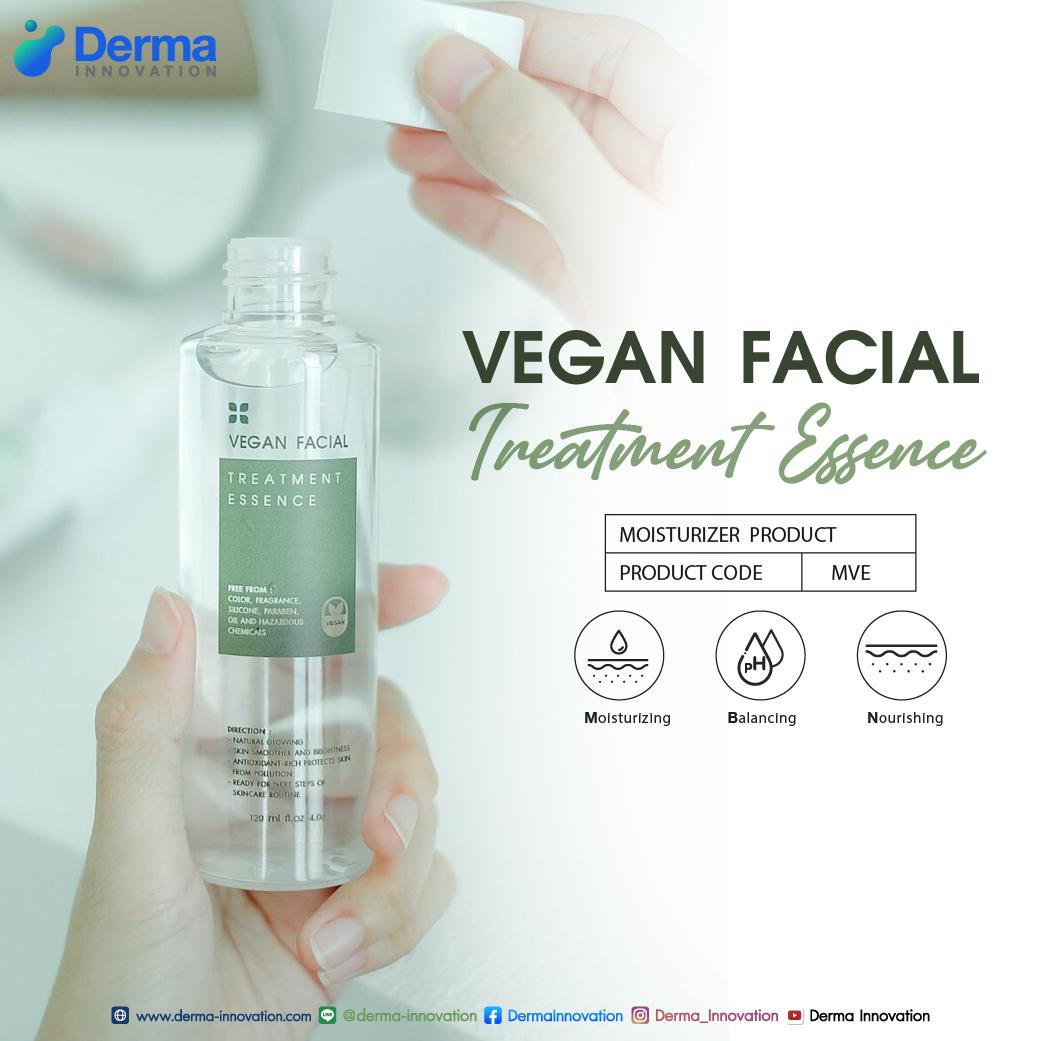 Vegan Facial Treatment Essence