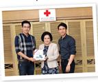 ทีมงาน เดอร์มา อินโนเวชั่น ร่วมส่งน้ำใจ สู่พี่น้องชาวเนปาลผู้ประสบภัยแผ่นดินไหว