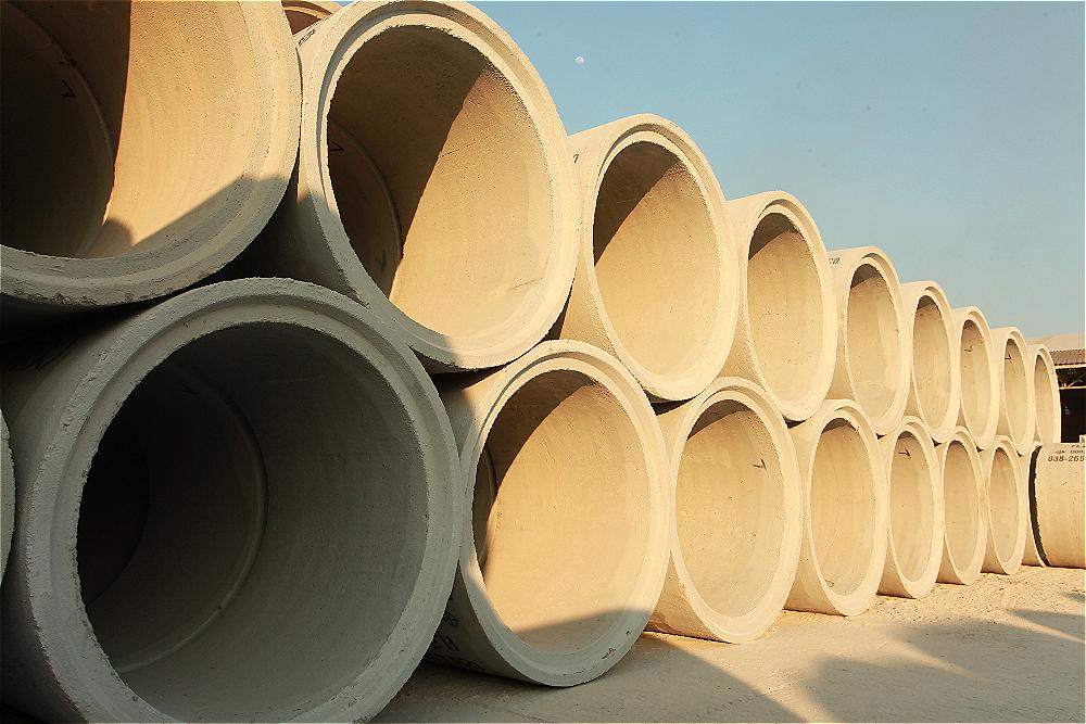 ท่อระบายน้ำชนิดปากลิ้นราง TONGUE   AND  GROOVE  PIPE 承插口式混凝土排水管