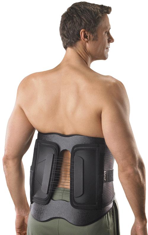 BOA Back Brace with ChairBack – เข็มขัดประคองกระดูกสันหลังพร้อมโครงดันหลัง