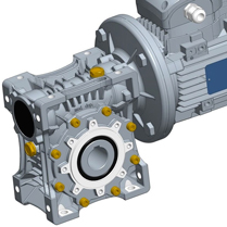 BOX worm gearboxes