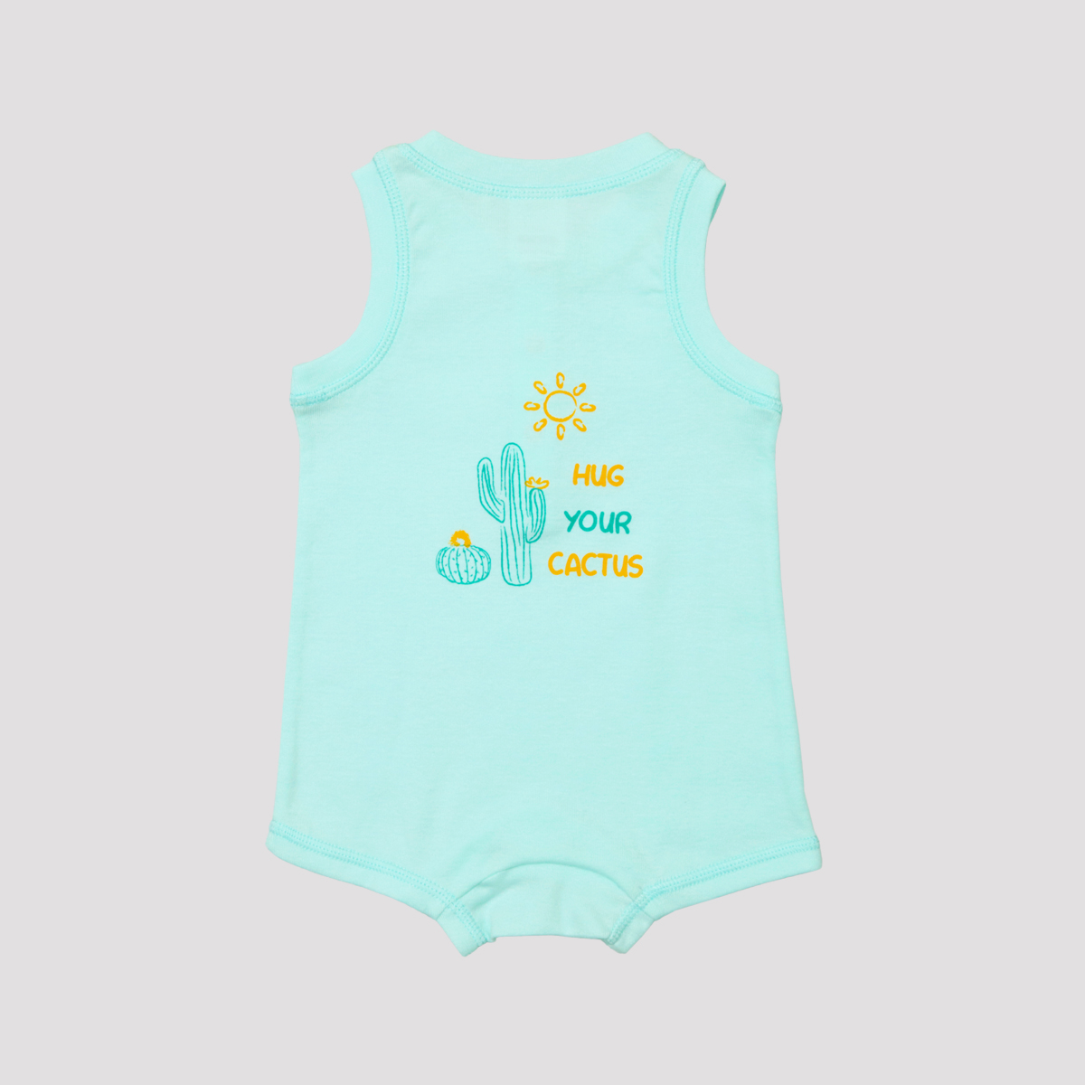 Dolce Orsetto Baby Tank Top Rompers