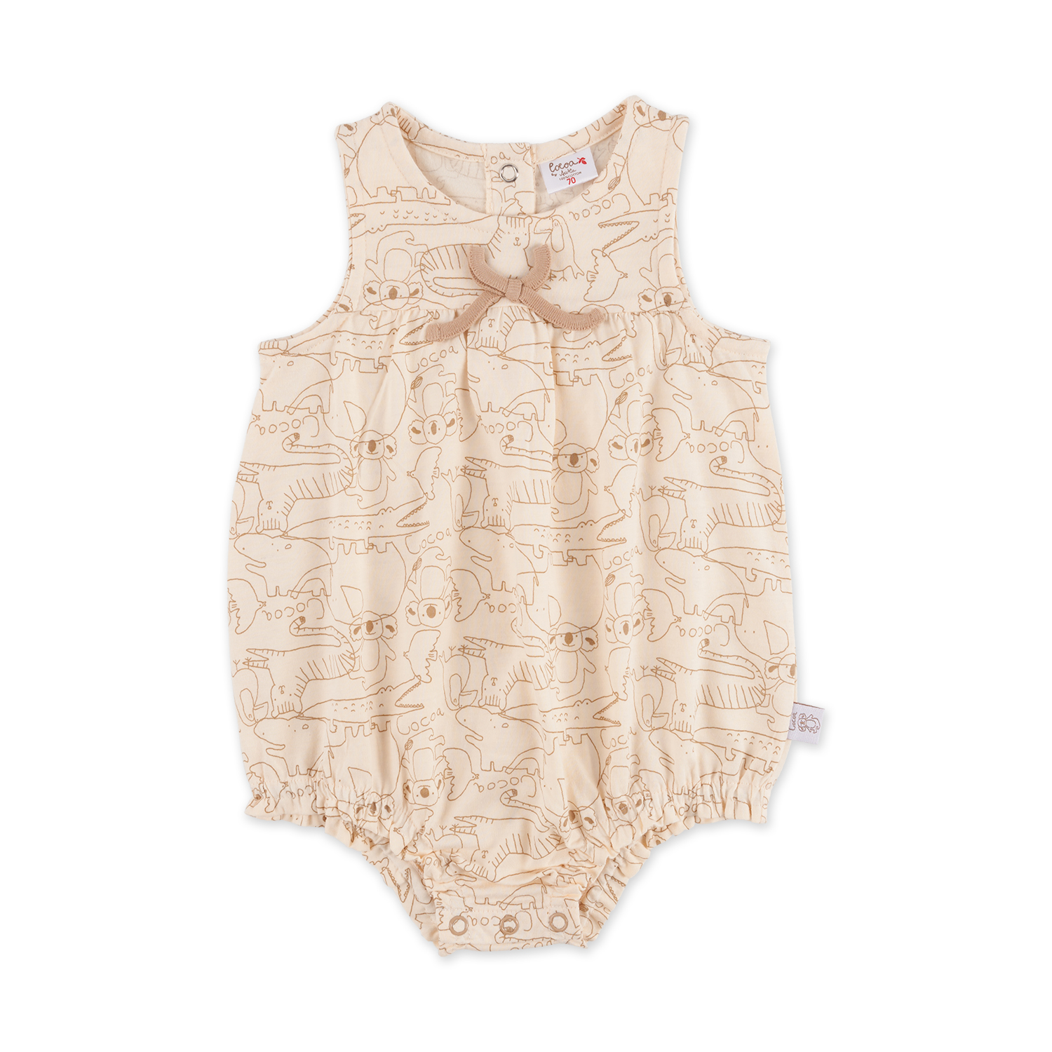 Auka Infant and Toddler Romper