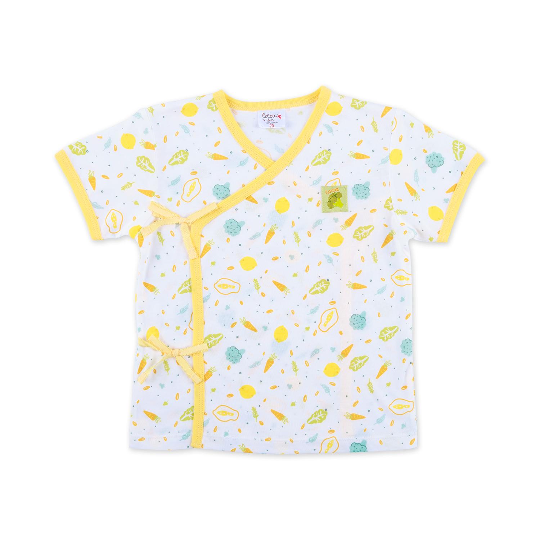 Auka Infant  Short-sleeved Wrapper Vest