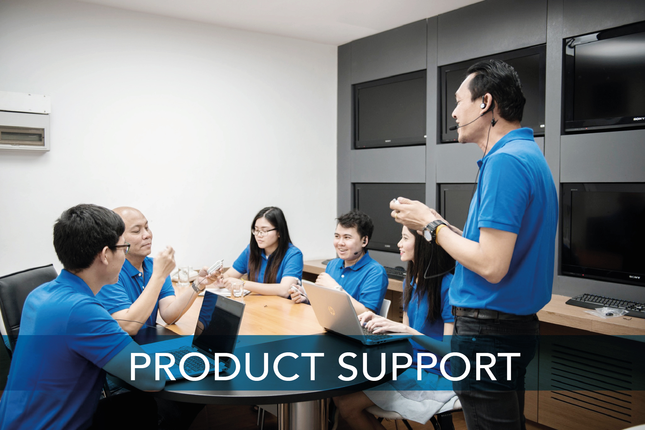 PRODUCT SUPPORT