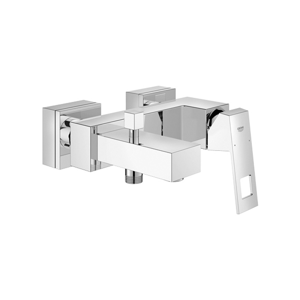 Single-lever bath mixer