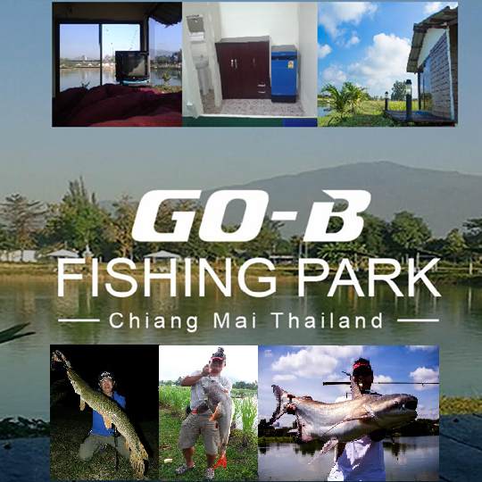 2 Nights (48hrs) Fishing from water side bungalow 3,700 THB. Ext.Reservation deposit 40%