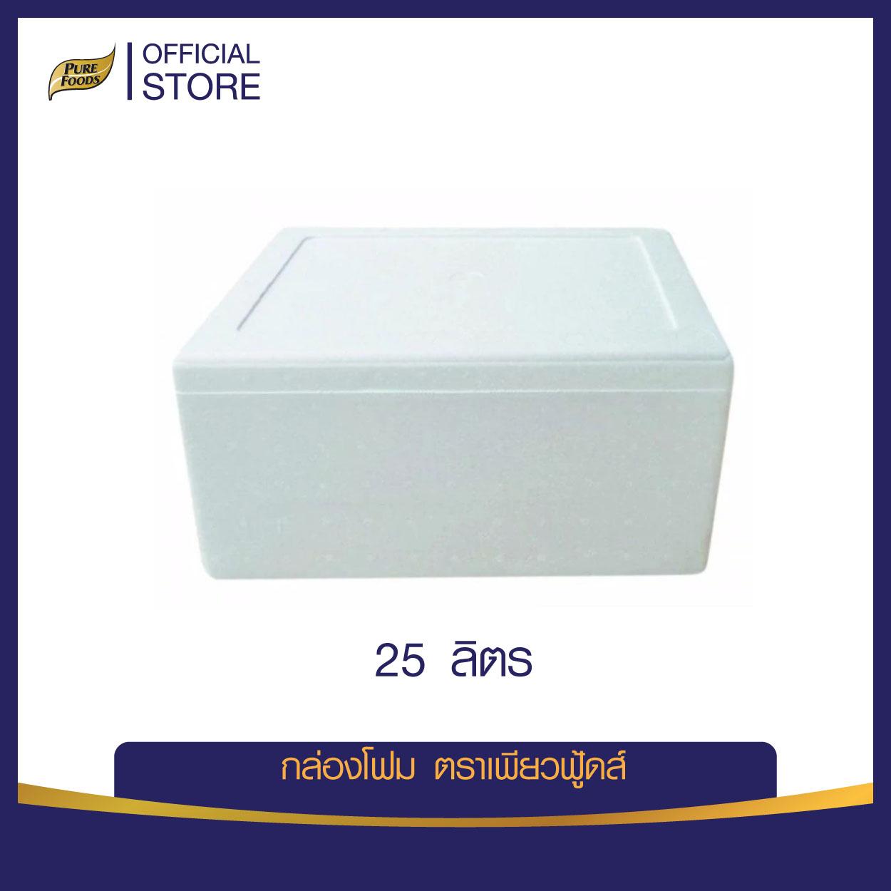 Foam Box (Size 2500 g.)