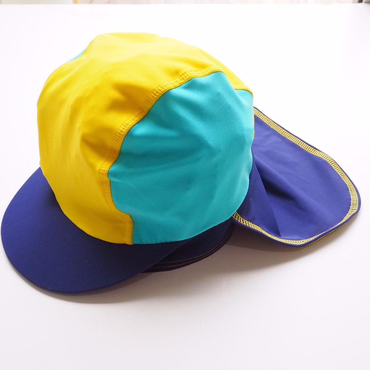 Beach Cap (Maiton)หมวกปิดต้นคอไม้ท่อน