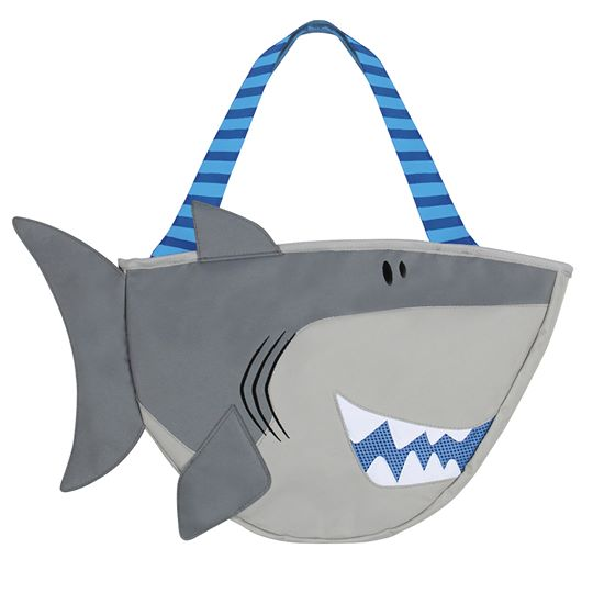 Beach Tote/ Shark
