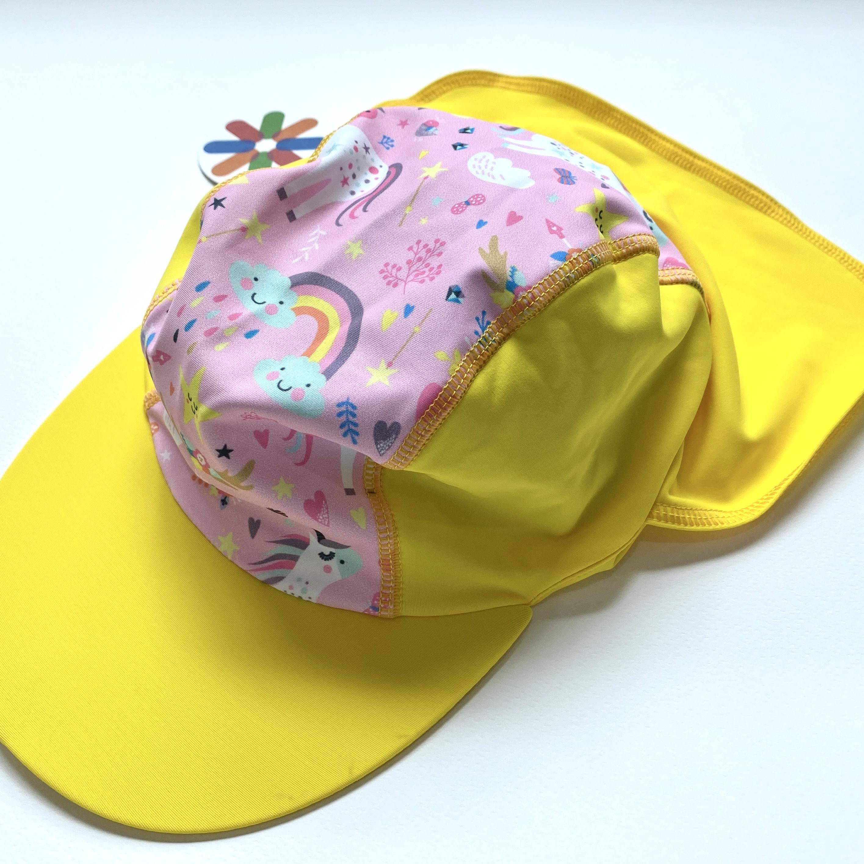 BC Koh Losin UV/  หมวกหางปิดต้นคอเกาะโลซิน UV