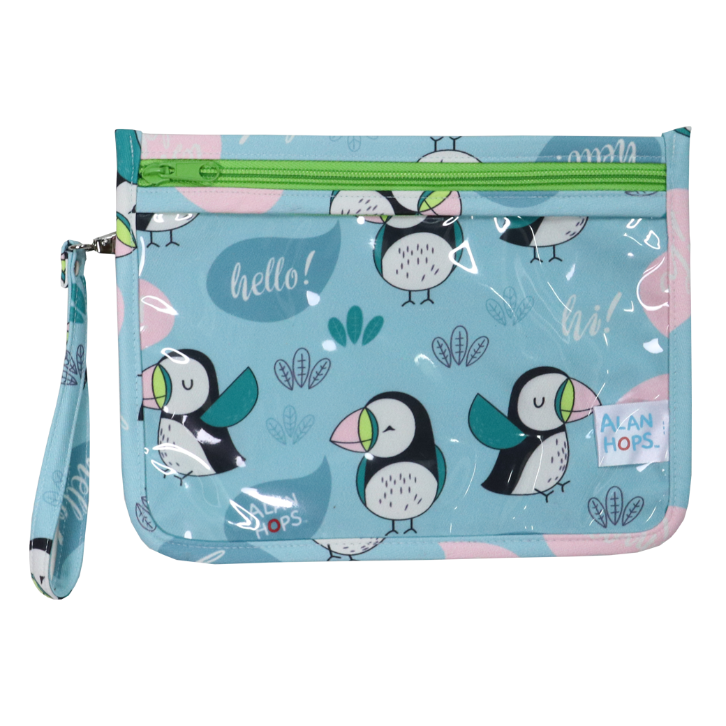 Daily Buddy Bag/Pete Puffin