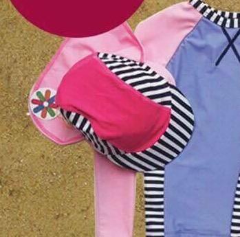 Holihi Accessories/ Sun-Shading Beach Cap (Lao Yha Pink)