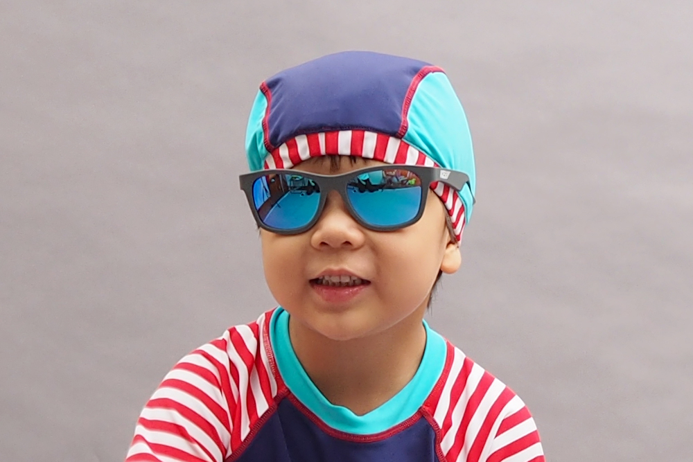 Holihi Accessories/ Swim Cap (Mun Nok)มันนอก