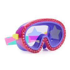 Rock Star Glitter Mask-Strawberry