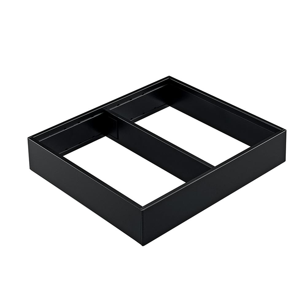 เฟรมโลหะ สีดำ Terra black matt
