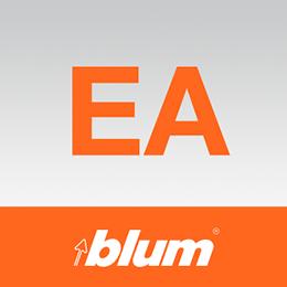 Blum EASY ASSEMBLY ติดตั้งง่ายด้วย EA