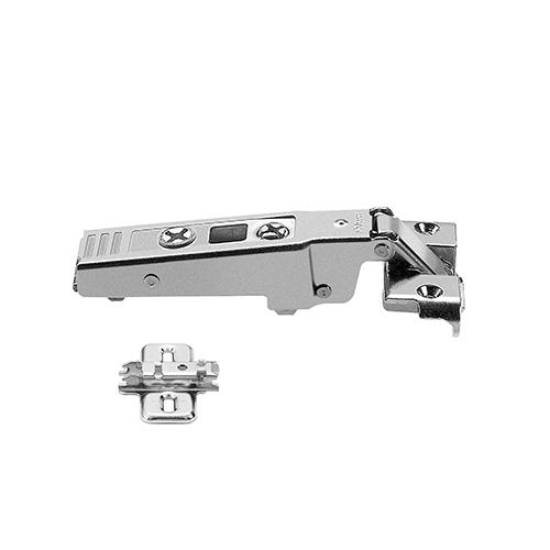 95º aluminium frame door hinge