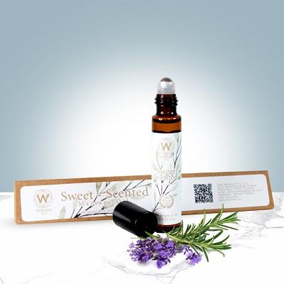 Sweet Scented Massage Oil(Premium Balancing Oil)