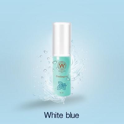 Cooling Oil กลิ่น White Blue
