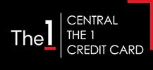 บัตรเครดิท Central The1