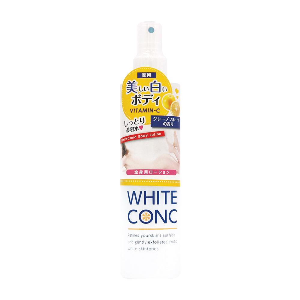 White Conc Body Lotion 245ml.