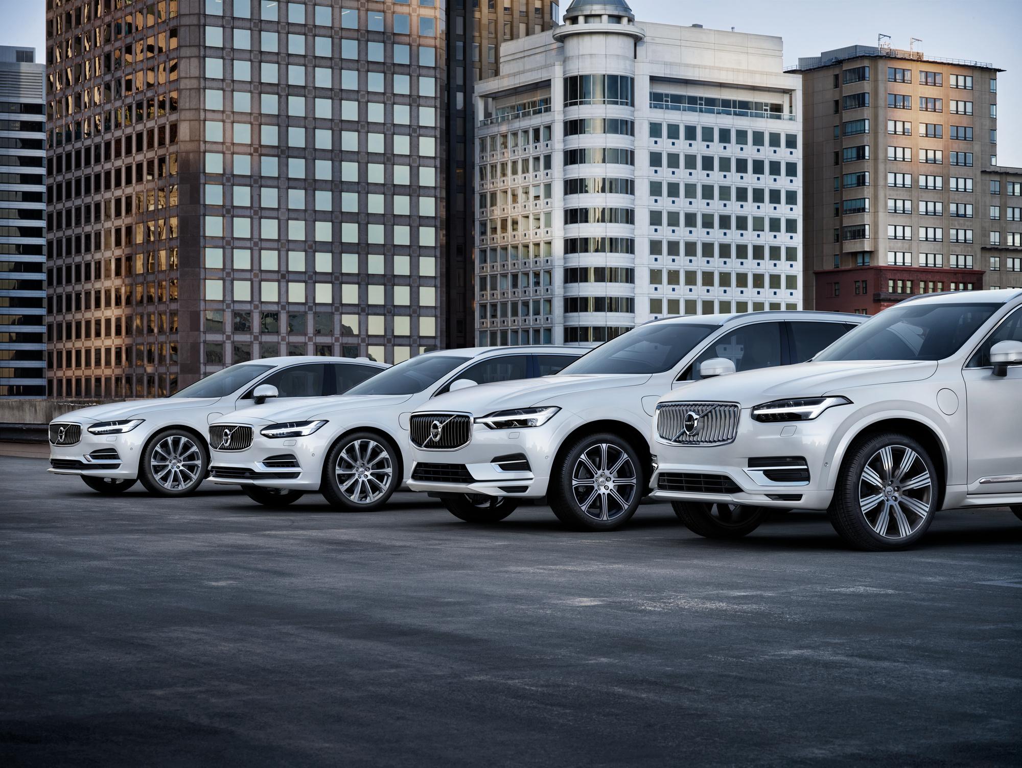 วอลโว่นำเสนอประสบการณ์การขับขี่ชั้นสูง ชูโมเดลใหม่ ปี 2020  นำเสนอ XC90, XC60 และ S90 ด้วยสมรรถนะที่ยอดเยี่ยม พร้อมการตกแต่งที่สะกด ทุกสายตาและสุดยอดเทคโนโลยีที่พาคุณพุ่งทะยานสู่อนาคต
