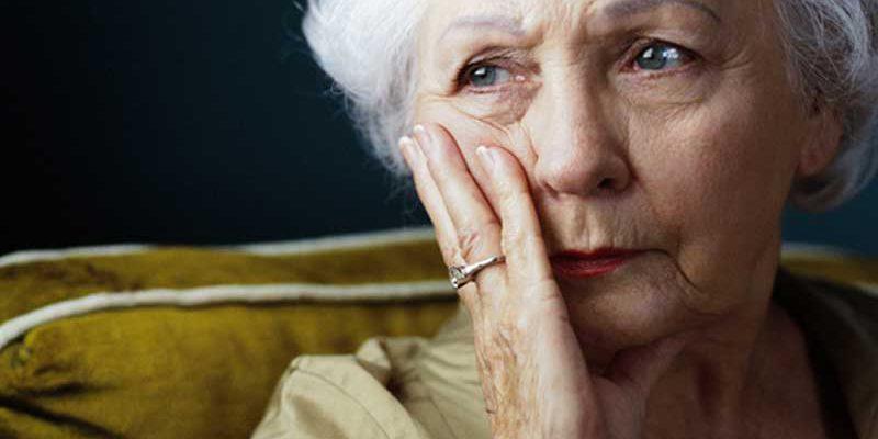 ภาวะเครียดของผู้สูงอายุ