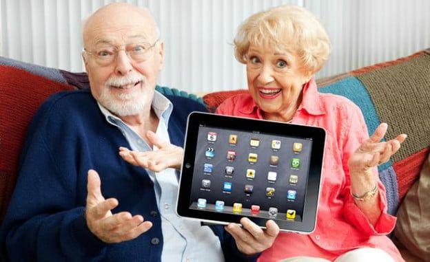 เทคโนโลยีกับผู้สูงอายุ