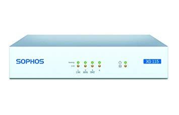 Sophos Firewall XG 115