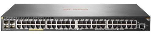Aruba 2930F 48G PoE+ 4SFP+ Swch (48 x PoE+ ports, 4 SFP+ ports, 370W) มาแทน JG934A