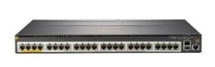 Aruba 2930M 24 Smart Rate PoE+ 1-slot Switch