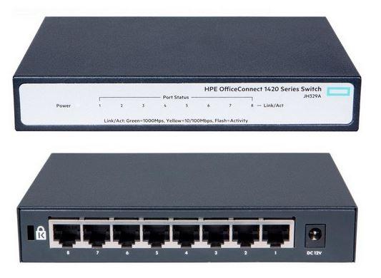 HPE 1420 8G Switch
