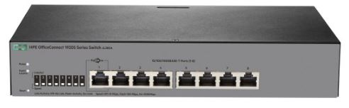 HPE 1920S 8G Switch (8 x 10/100/1000)