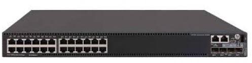 HPE 5510 24G PoE+ 4SFP+ HI (24 10/100/1000 PoE+, 4 SFP+, 1 slot)