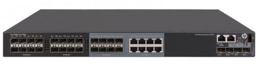 HPE 5510 24G SFP 4SFP+ HI (16 fixed SFP, 8 Dual SFP, 4 SFP+, 1 slot)