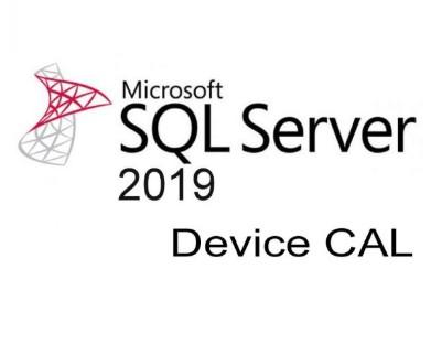 SQLCAL 2019 SNGL OLP NL DvcCAL
